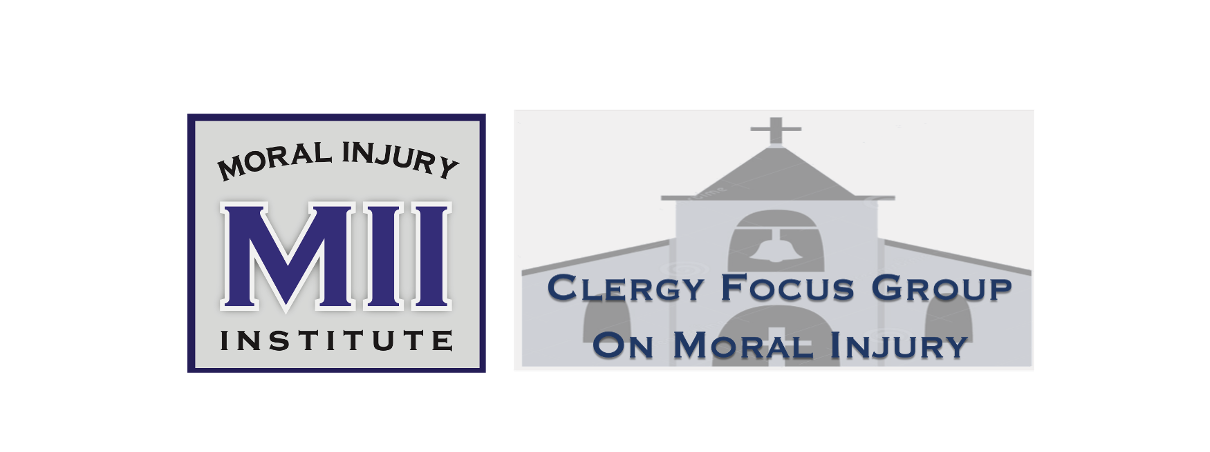 MII Clergy Focus Group on Moral Injury